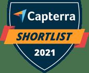 Capterra - 2021 - Shortlist